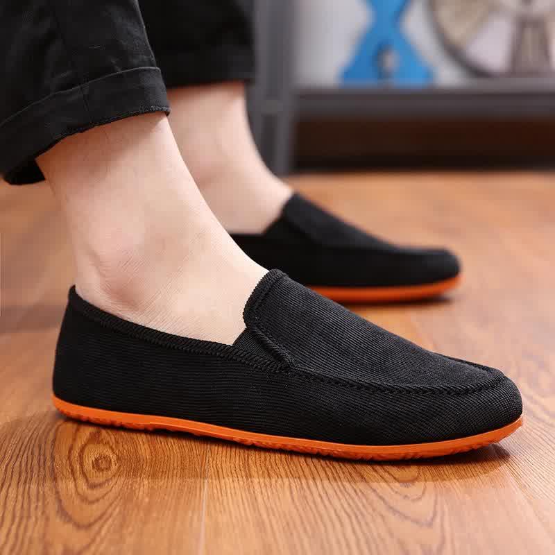 Canvas Shoes for Men Breathable Light Men Casual Shoes