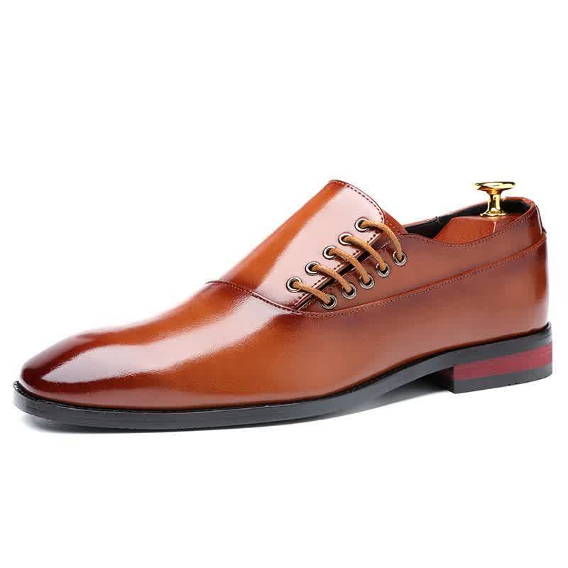 Fashion Business Dress Men Shoes Classic Leather Men'S Suits Shoes