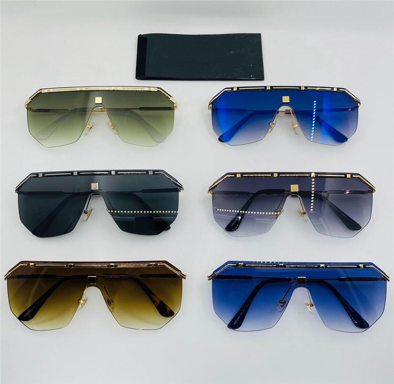 Fashion design sunglasses simple and popular style designed for men