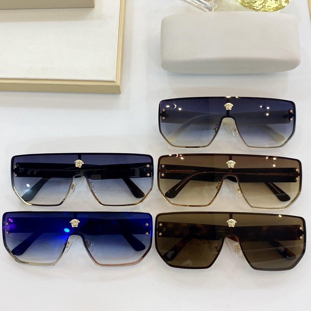 Fashion Oversized Square Sunglasses Men Women ...