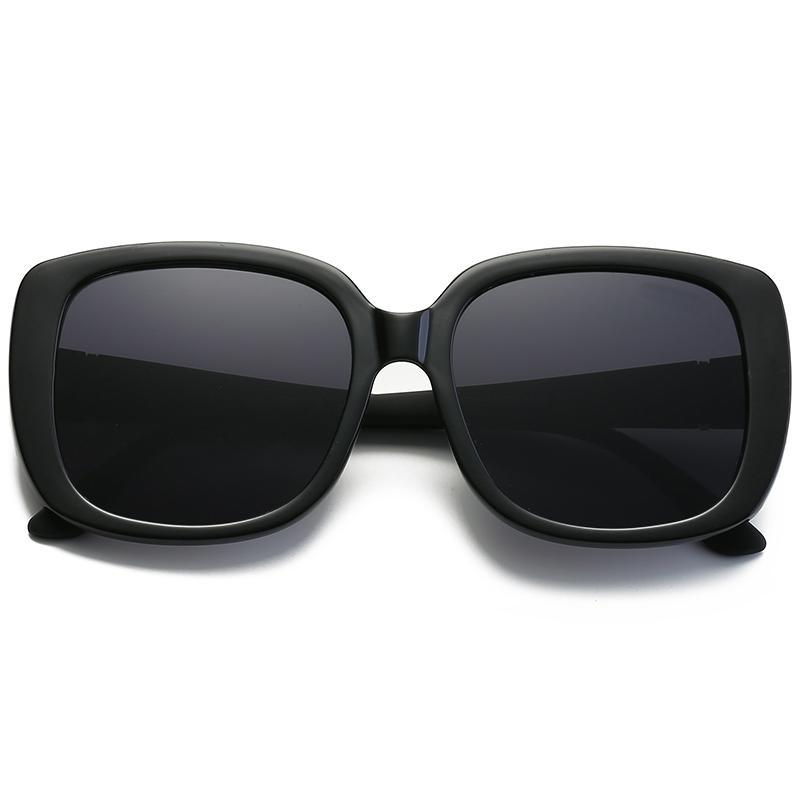 Oversized Men Woman  Sunglasses Girls Square Fashion Ladies Sunglasses Driving Glasses Riding Wind Sun Glasses