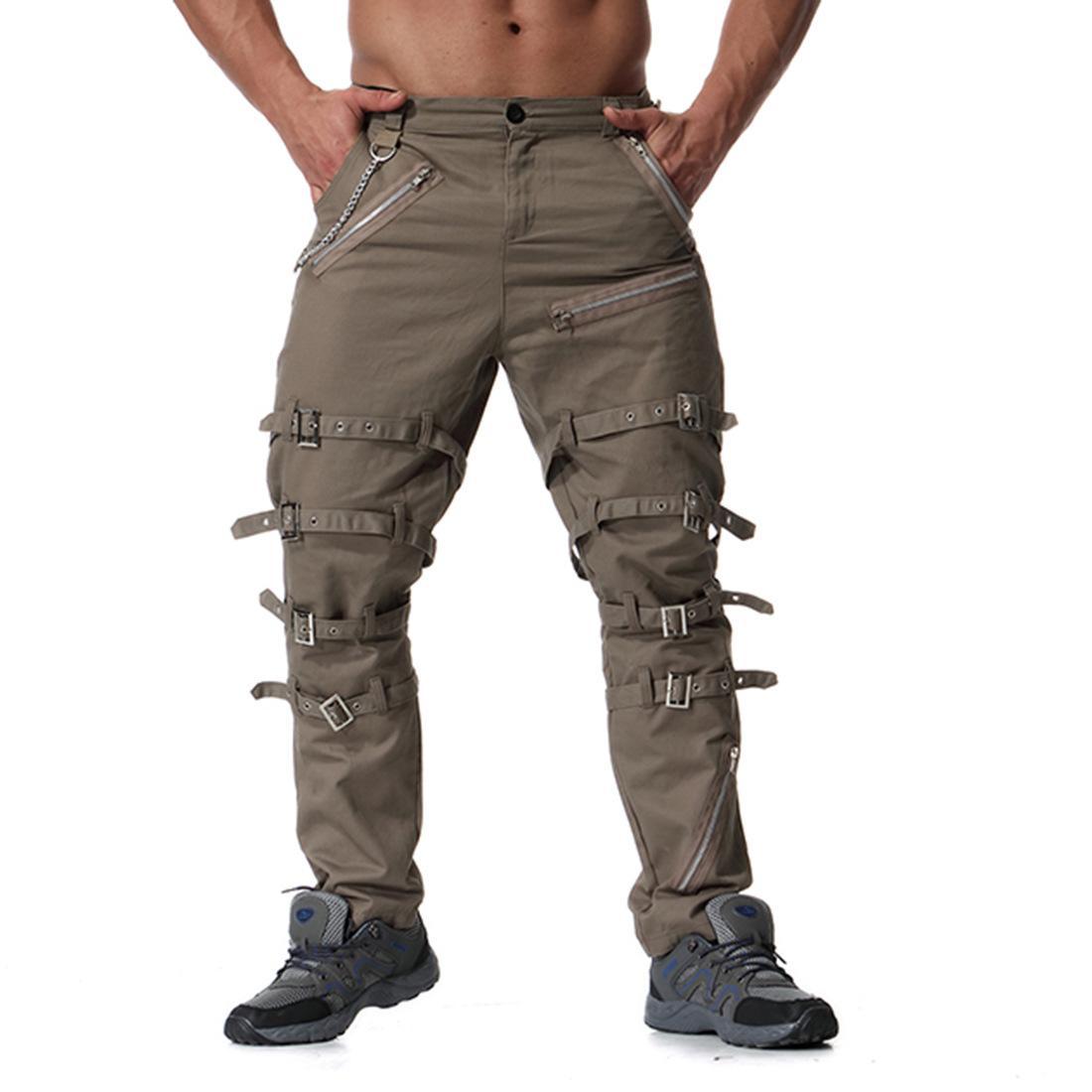 Fashion Mens Detachable Casual Pants