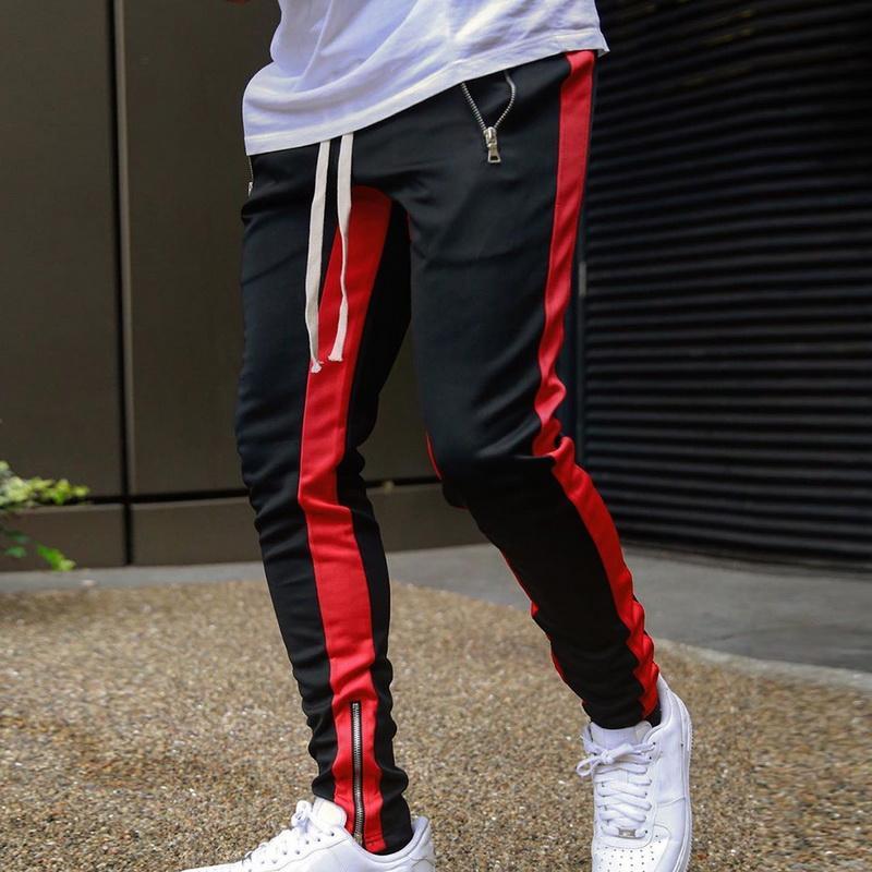 Fitness Mens Joggers Casual Pants