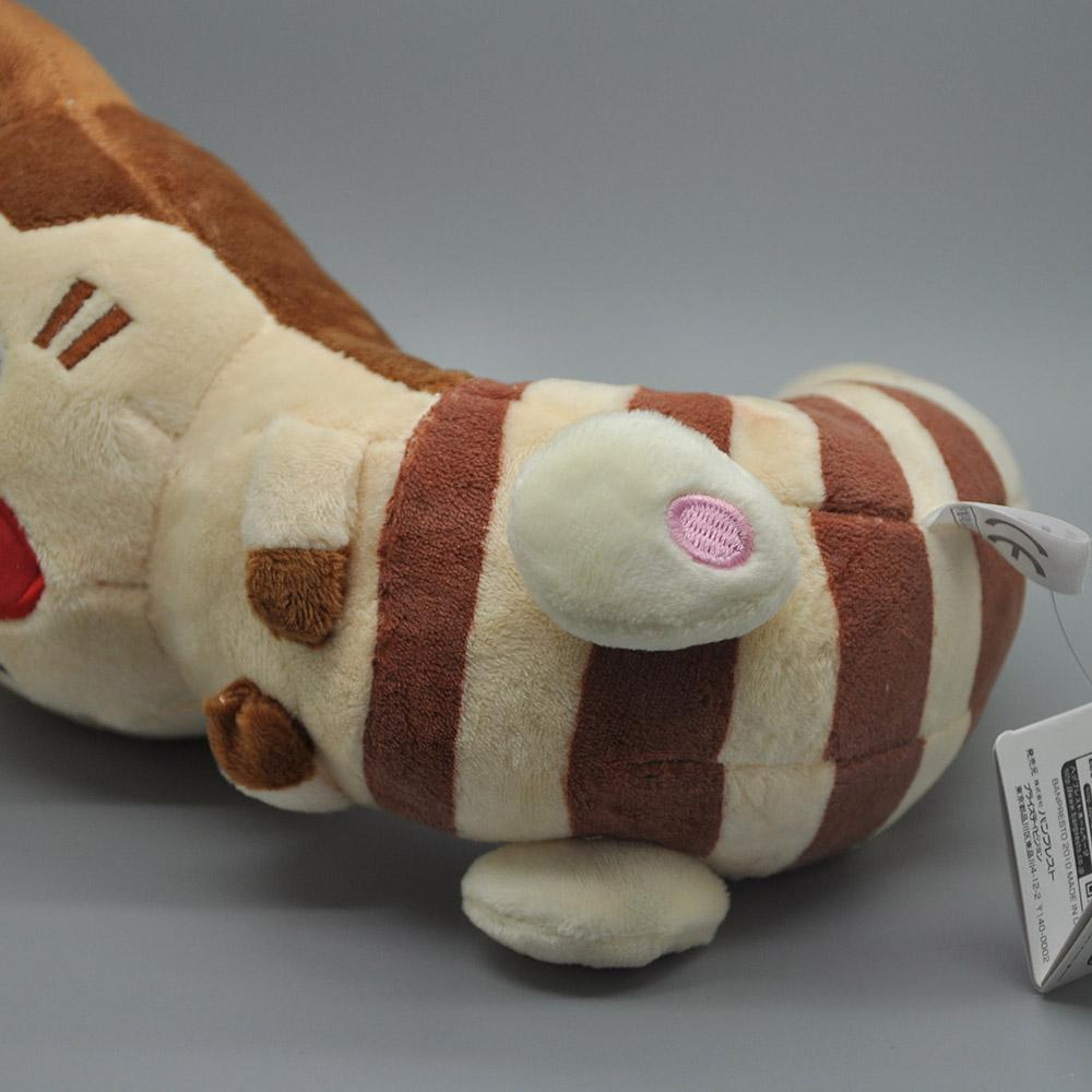 22CM Furret Plush Doll Anime Collectible Stuffed Dolls Kid's Gifts Soft Toys