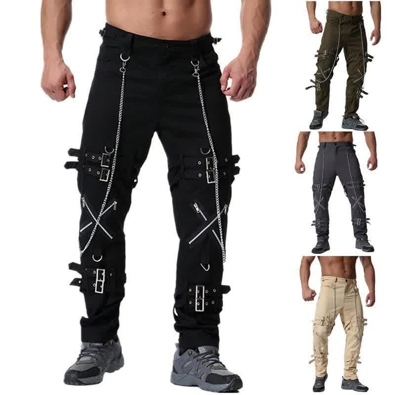 Men's Detachable Casual Pants