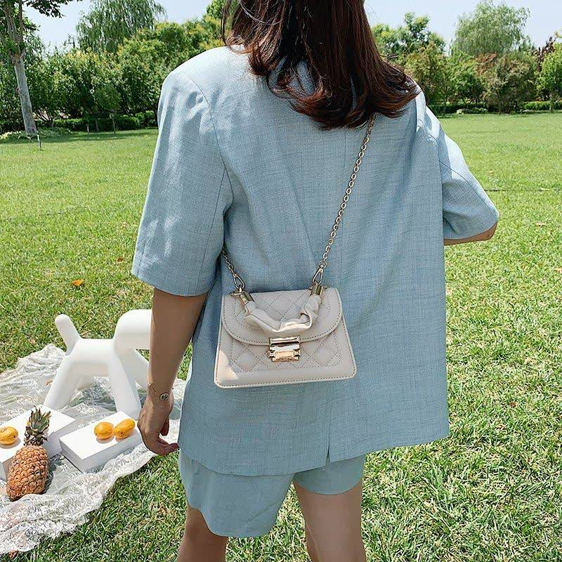 Mini Simple Leather Tote Bags For Women
