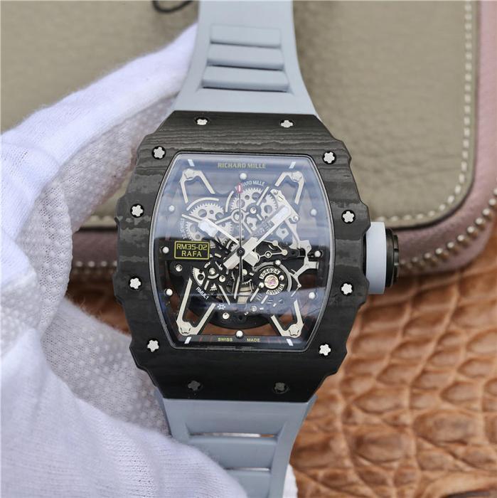RM35-02 waterproof watch montre DE ...