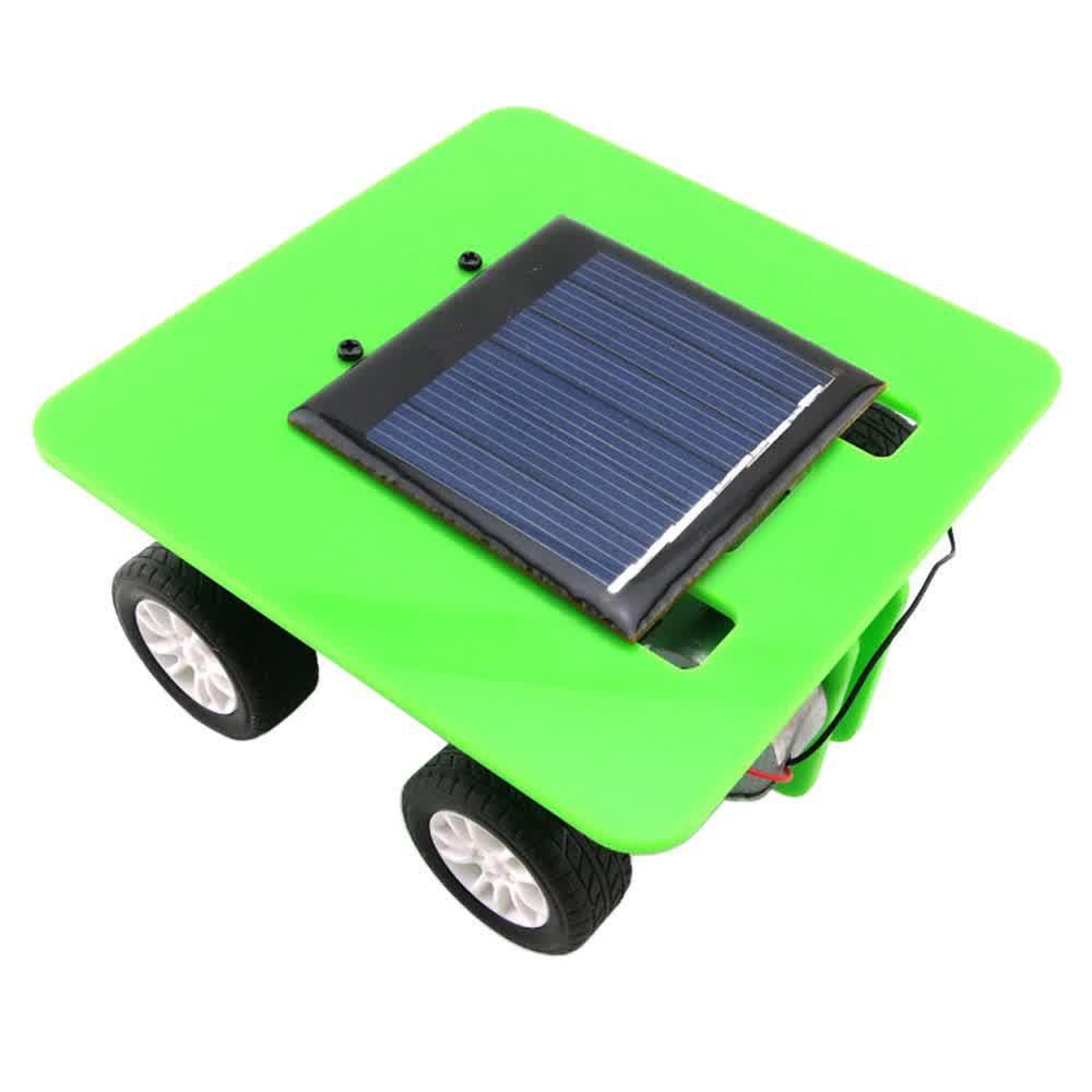 Mini Solar Powered Car Toy