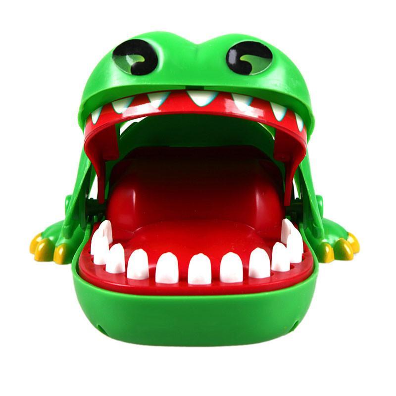 Classic Crocodile Bite Toys