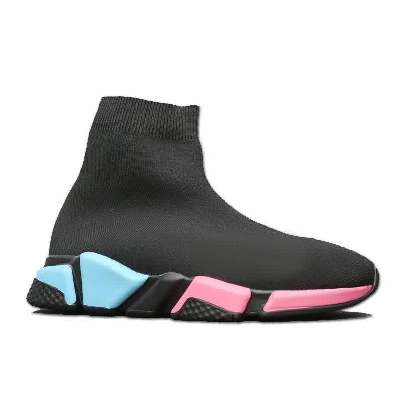 Designer sock sports balanciaga trainer luxury womens casual shoes tripler étoile vintage sneakers socks boots platform trainers