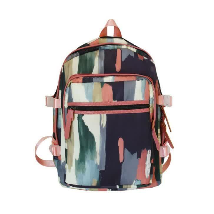 Luxury Handbags Purses Designer Backpack Men School Bags Couples Travel High Quality Waterproof Backpack
