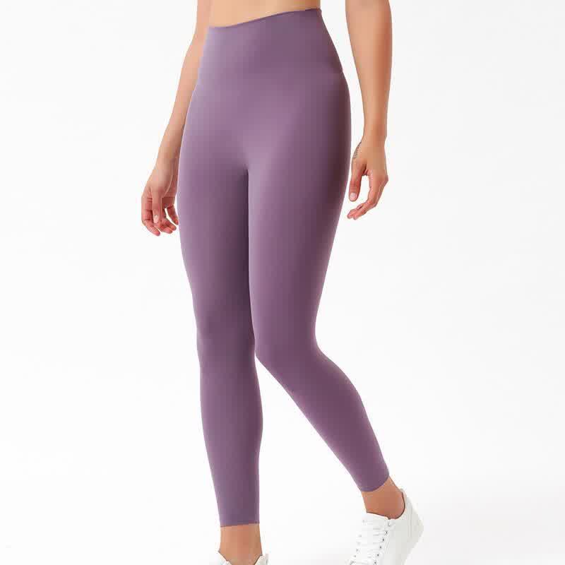 Fitness Athletic Yoga Pants Women Girls High Waist...
