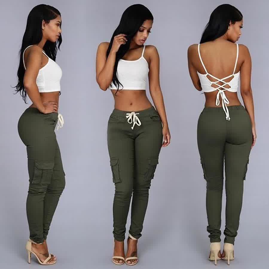 Elastic Sexy Skinny Pencil Jeans for Women Leggings Jeans High Waist Jeans Women's Thin-Section Denim Pants