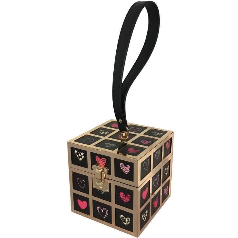 Handbag Fashion Women Handbags Magic Box Party Prom Evening Bag