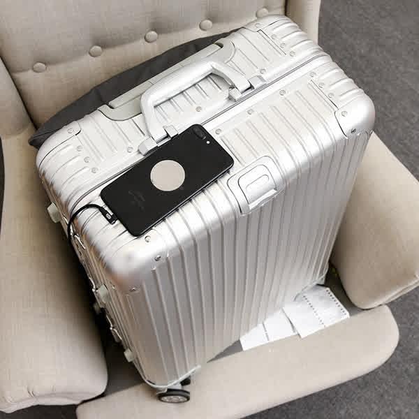 20inch high quality aluminum magnesium luggagy bag luggage spinner suitecase