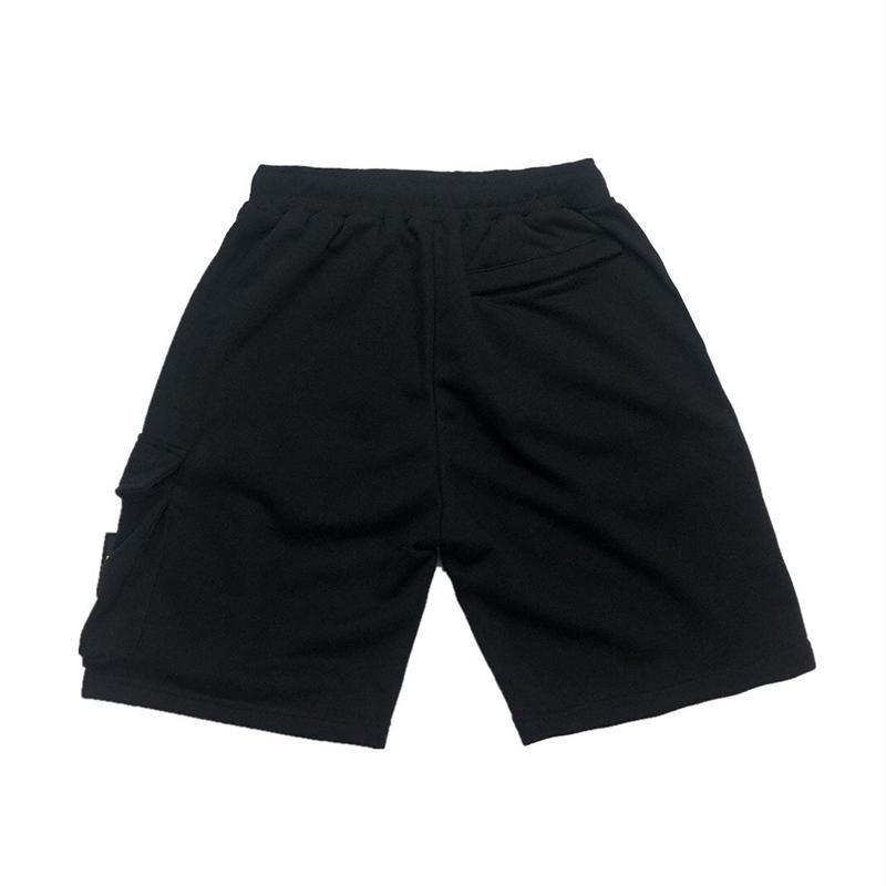 Fashion New Mens Shorts Summer Mens High Quality Solid Color Sport Pants Stylist Mens Short Pants