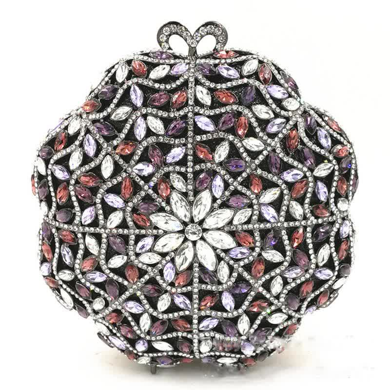 Hollow Out Crystal Evening Bag Clutches Women Clutch Diamond Evening Bags