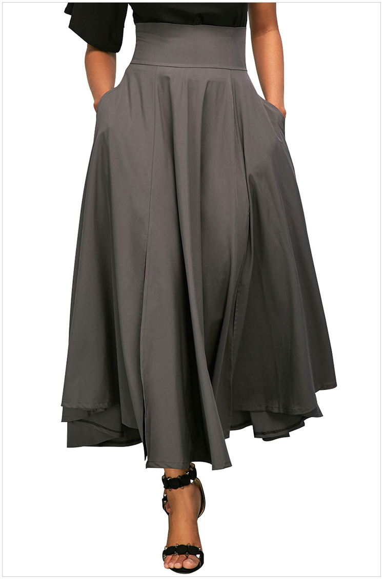 Women Fashionable Skirt OL High Waist