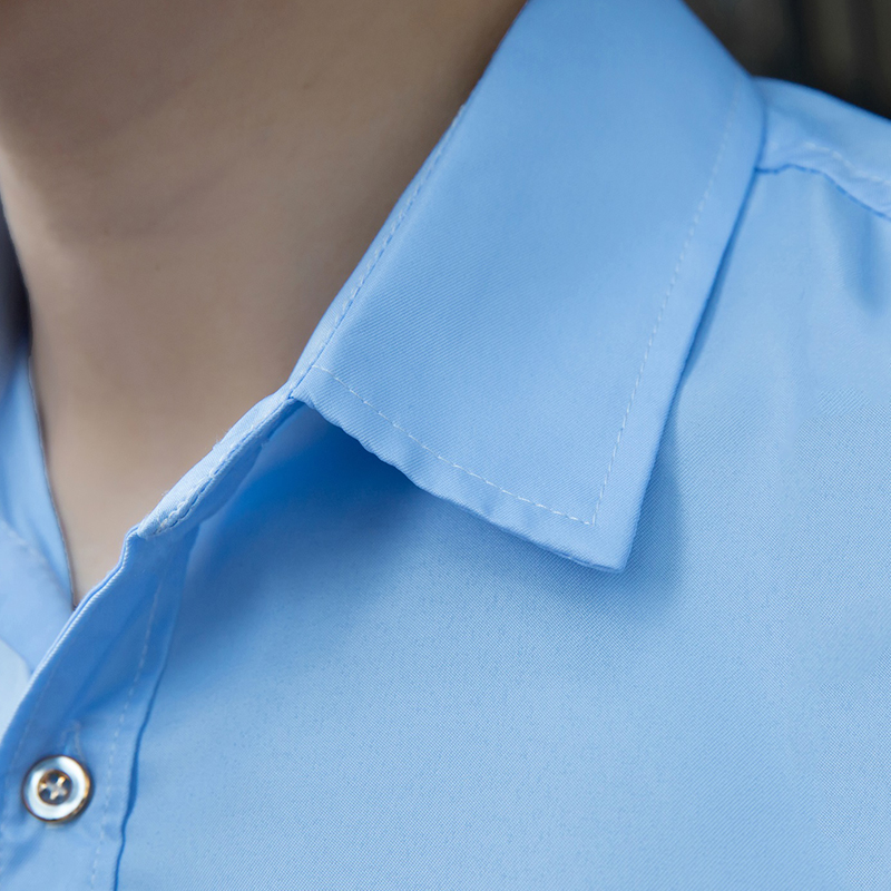 Men Fashion Short-sleeved Shirts