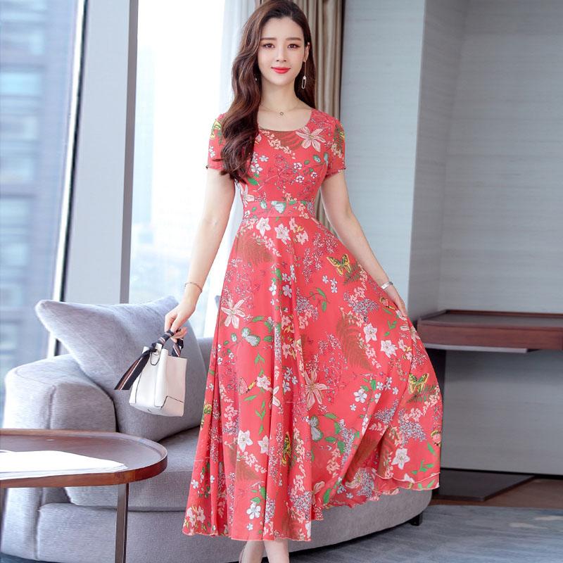 Women Fashion Sexy Bohemian Style Dress