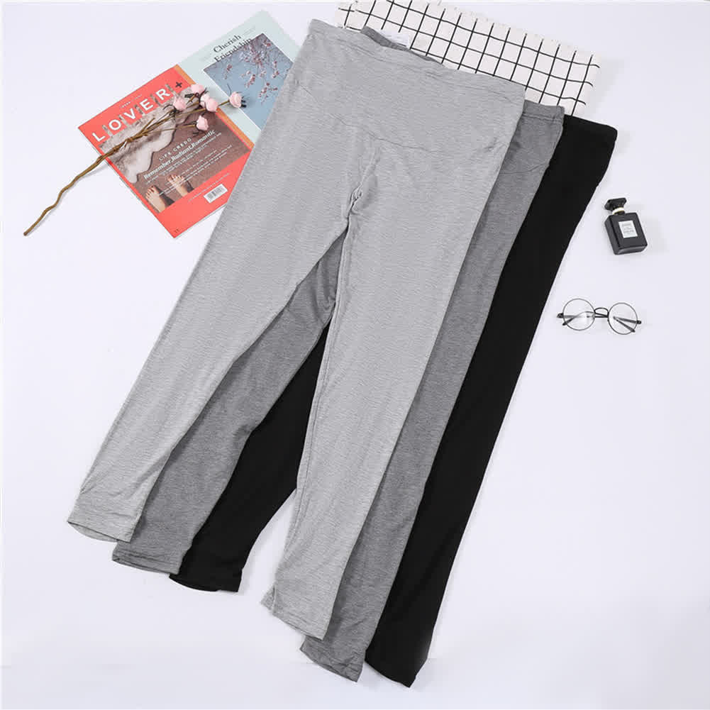 Pants Autumn Outerwear Thin Style Modal Loose Casual Foot Trousers