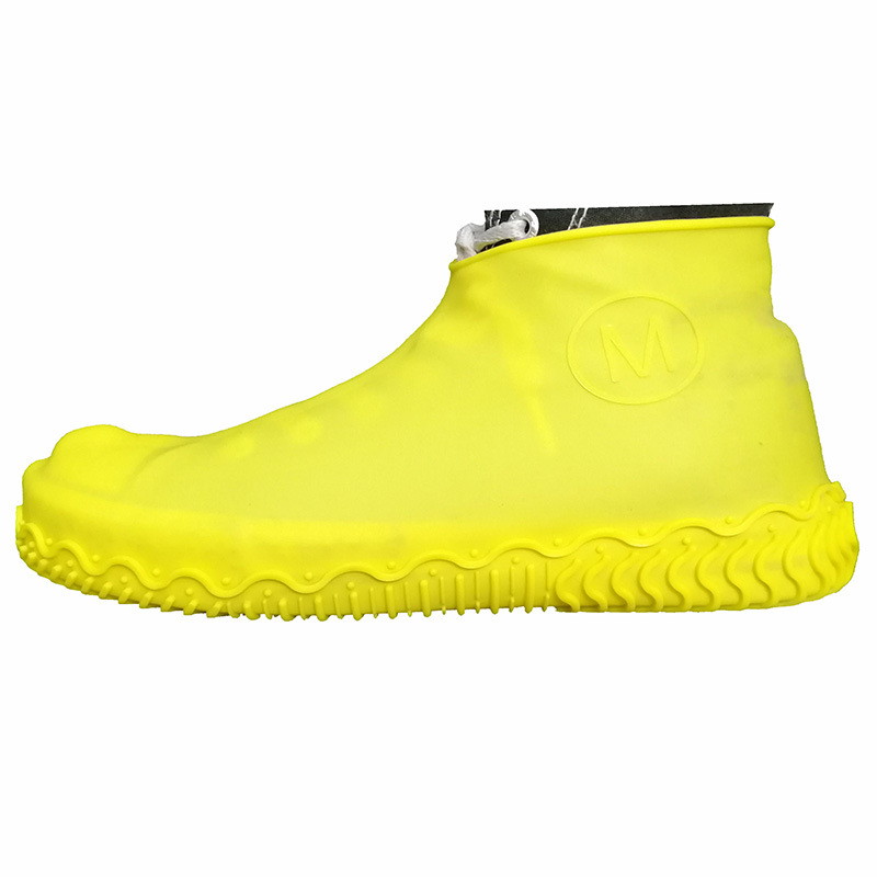 Non-slip Silicone Overshoes Reusable Waterproof Rainproof Shoes Covers