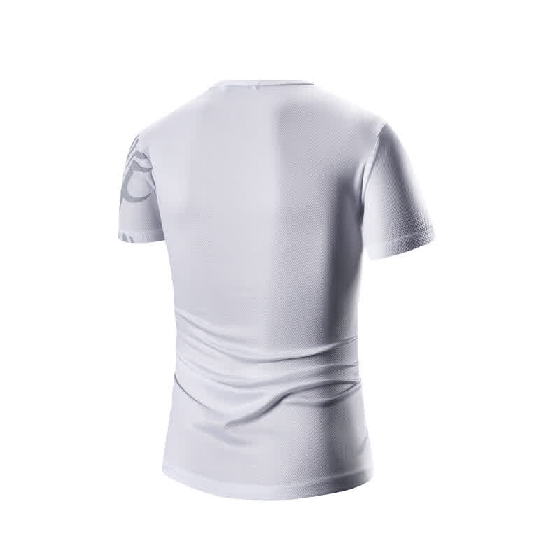 Men Breathable Quick-Drying Tops