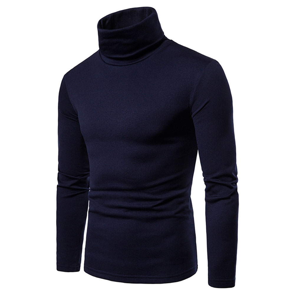 Men Thermal High Neck Sweaters