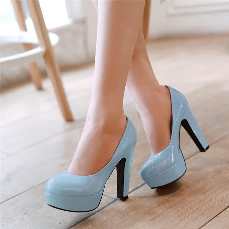 Elegant Women's High Heels Shoes  Shoes Female Pumps