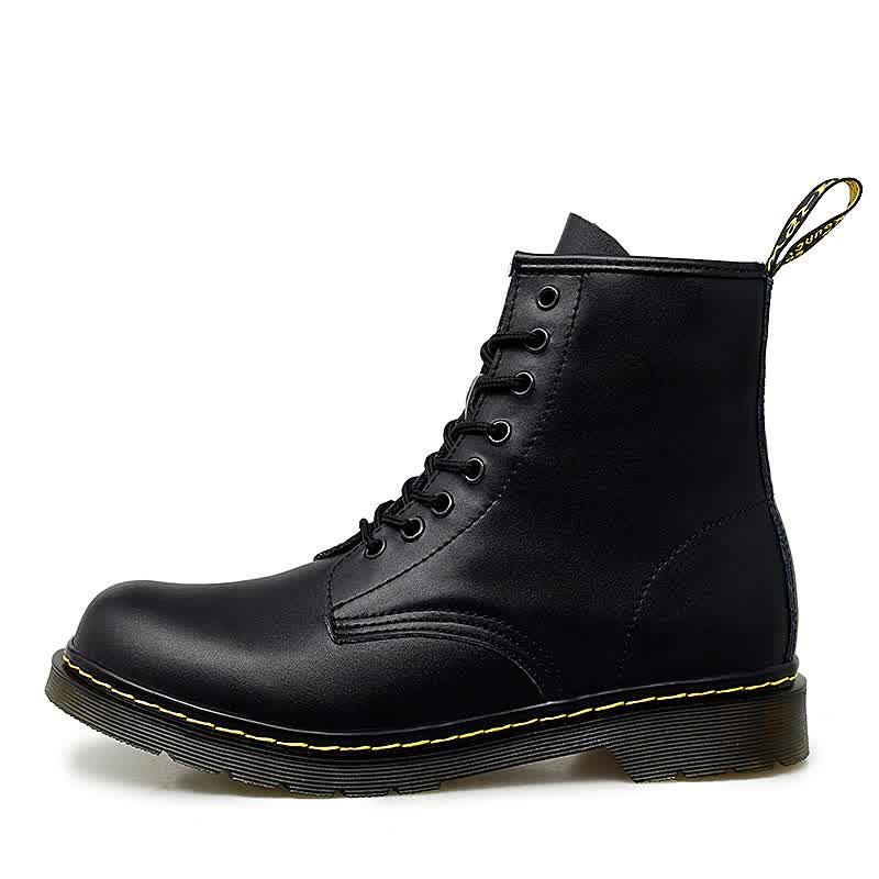 Shoes Men Boots Doc Spring & Autumn Shoes Martins Man Leather Shoes