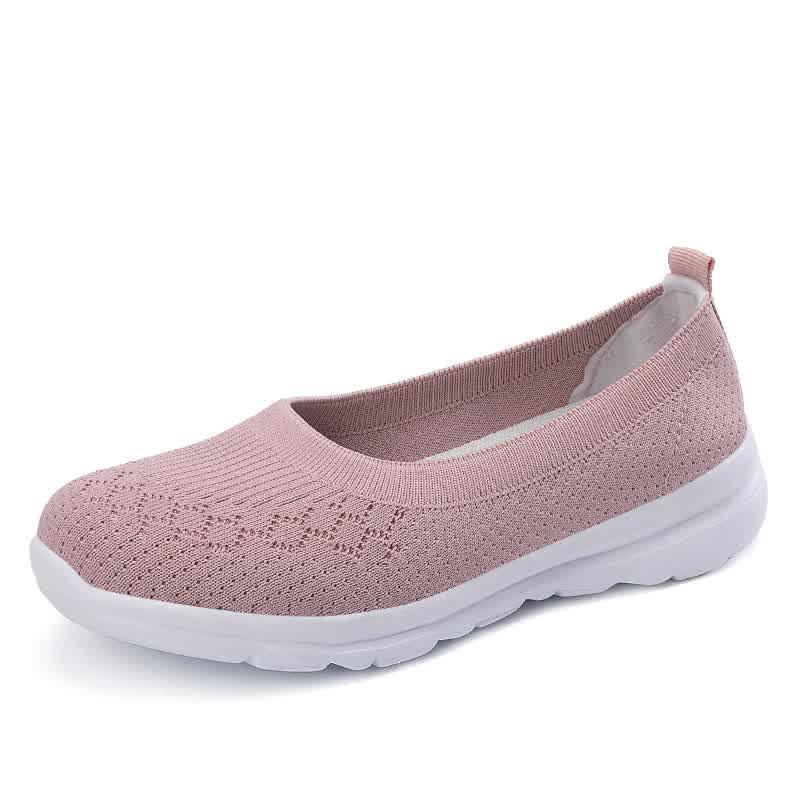 Women Sneakers Fashion Socks Shoes Casual White Sn...