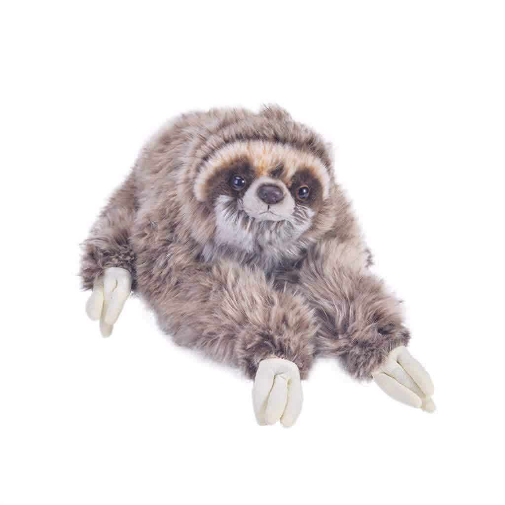 Kawaii Stuffed Doll High Quality Home Collection Plush Sloth 35 CM Sloth Plush Toy Christmas Gift Cute  Toy For Children