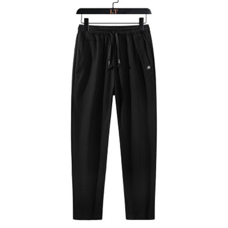 Long Sports Pants Men Spring Casual  Lightweight T...