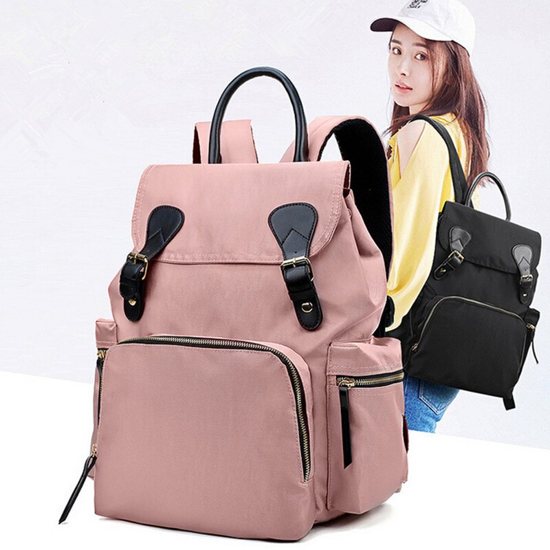 Fashion Mummy Maternity Nappy Backpack Bags Large Capacity Multi-function Outdoor Travel Diaper Bags