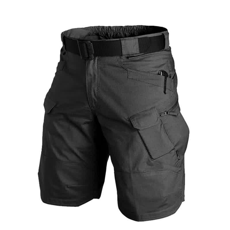 Newly Men's Urban Military Cargo Shorts Cotton Outdoor Camo Short Pants