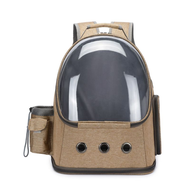 Astronaut Capsule Breathable Pet Cat Puppy Travel Bag Space Backpack Carrier Bag