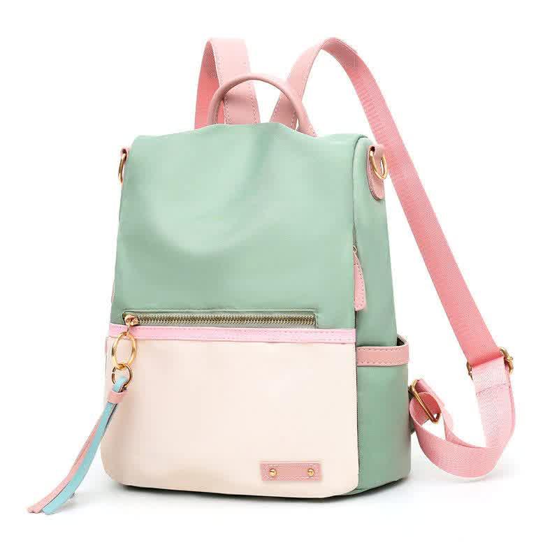 Women Backpack Female New Shoulder Bag Multi-Purpo...
