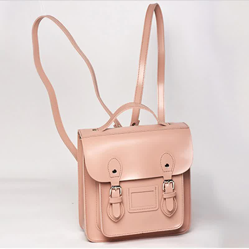 Girl's Bag for School New Fashion Retro Bagpack Brand Designer Women Backpack